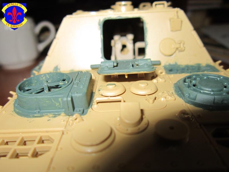 Jagdpanther Sd Kfz 173 par Pascal 72 2622