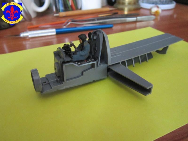 Dornier 335 A PFEIL de Tamiya au 1/48 par Pascal 72 2624