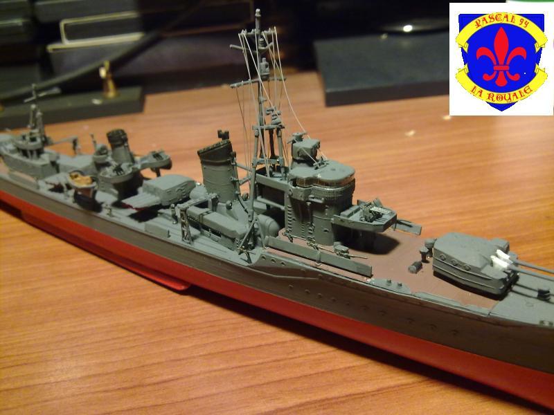 Destroyer Yukikaze par Pascal 72 au 1/350 de Hasagawa 2711