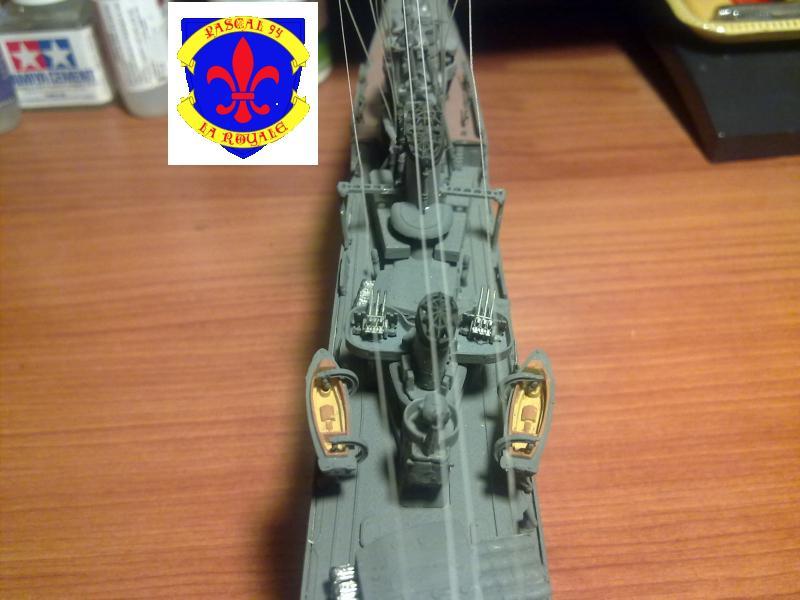 Destroyer Yukikaze par Pascal 72 au 1/350 de Hasagawa 2712
