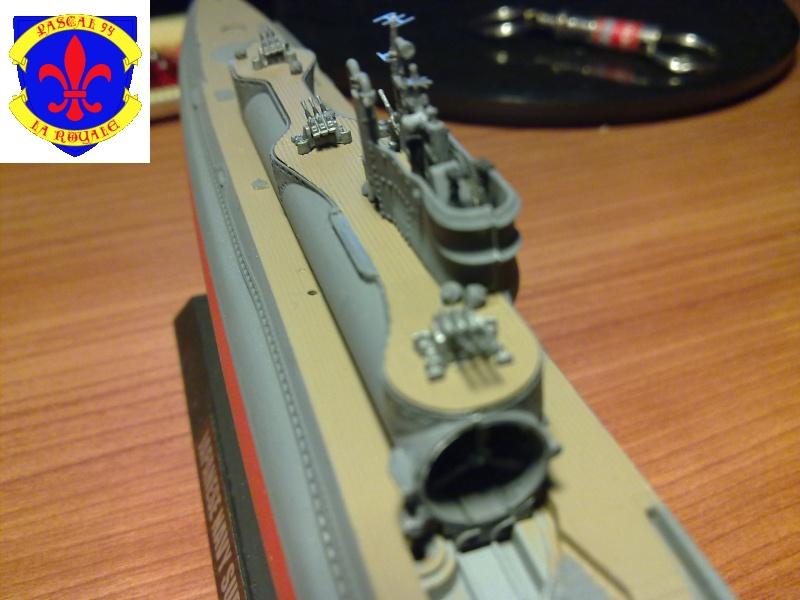 sous marin I-400  de Tamiya par pascal 72 au 1/350 2713