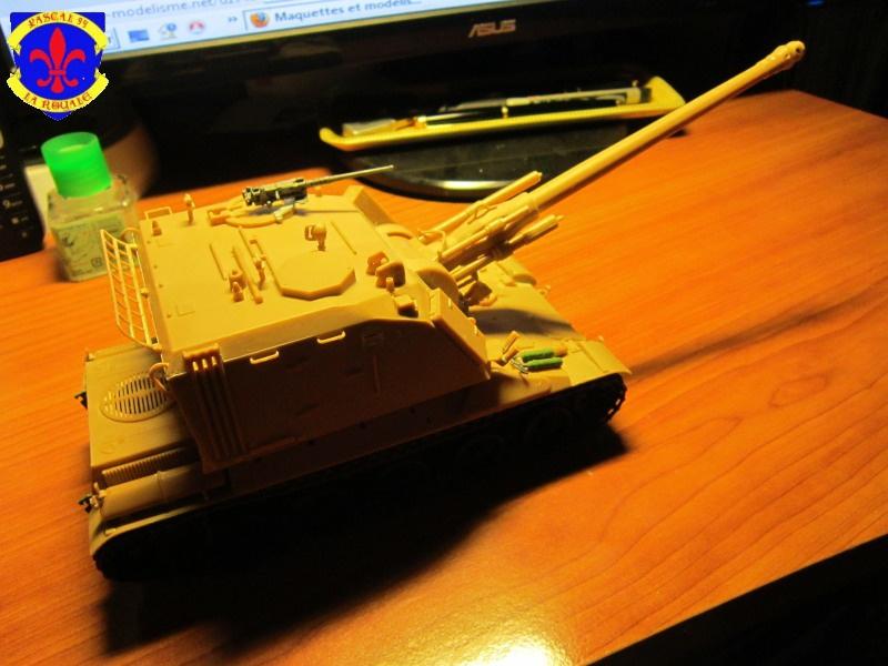 AMX 30 AUF1 au 1/35 d'Heller par Pascal 72 2722