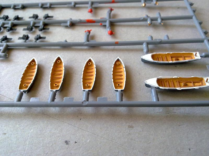 Cuirassé Yamato par Pascal 72 de Tamiya au 1/350 2810