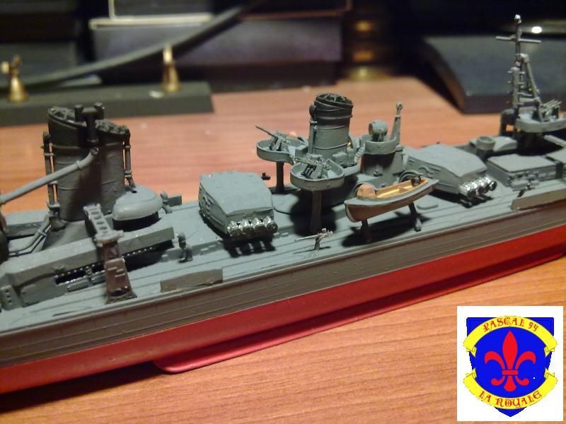 Destroyer Yukikaze par Pascal 72 au 1/350 de Hasagawa 2811