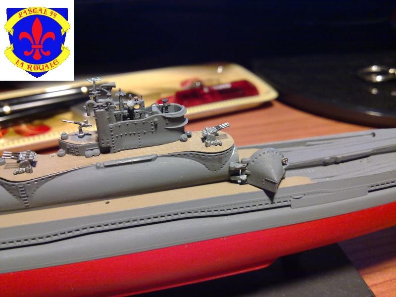 sous marin I-400  de Tamiya par pascal 72 au 1/350 2813