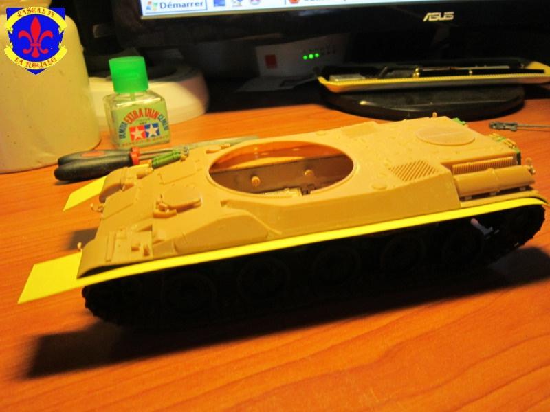 AMX 30 AUF1 au 1/35 d'Heller par Pascal 72 2822