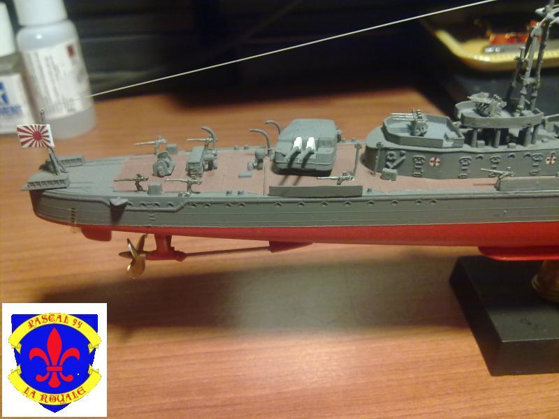 Destroyer Yukikaze par Pascal 72 au 1/350 de Hasagawa 2911