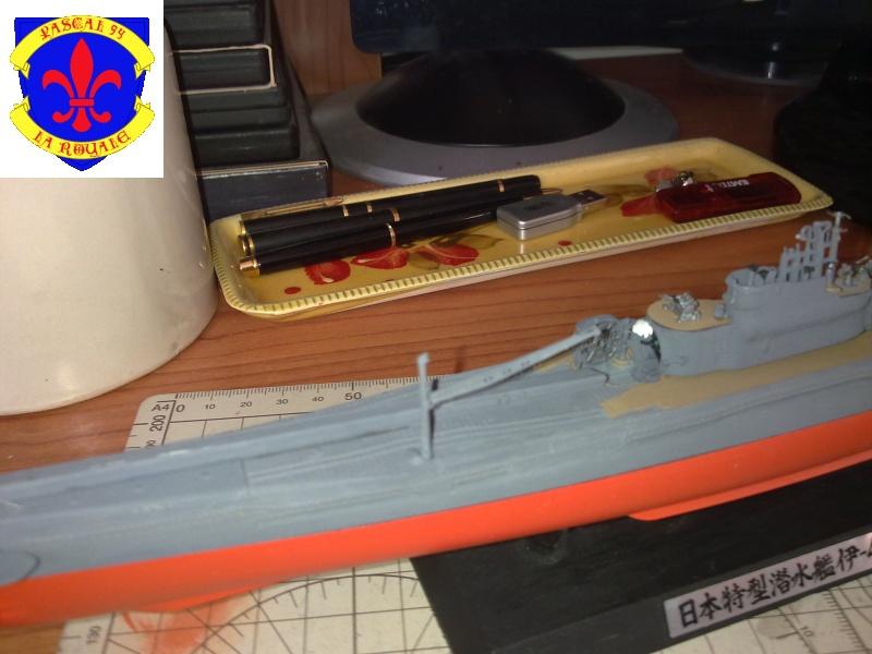 sous marin I-400  de Tamiya par pascal 72 au 1/350 2912