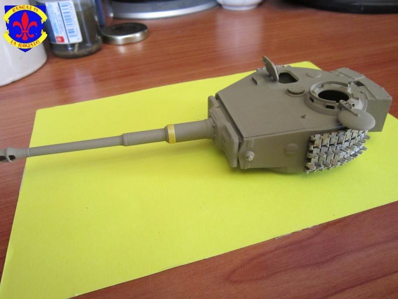 SD.KFZ.181 Tigre I de Tamiya au 1/35 par Pascal 72 2917