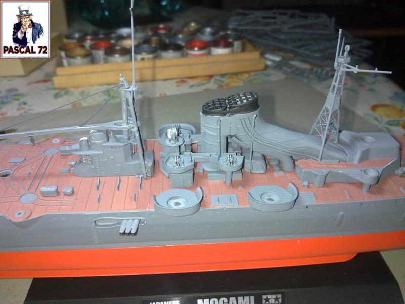 Croiseur lourd MOGAMI au 1/350 de Tamiya par pascal 72 29_110