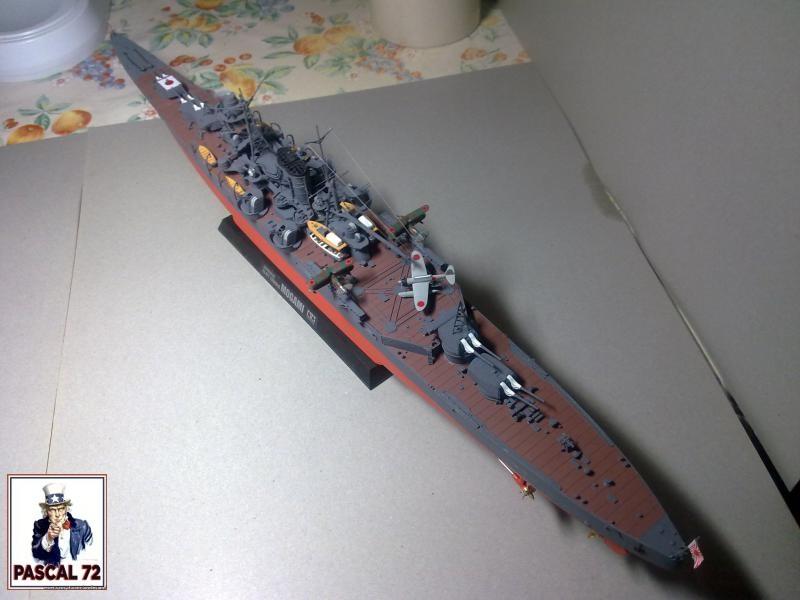 Croiseur lourd Mogami par Pascal 94 de Tamiya au 1/350 2_112