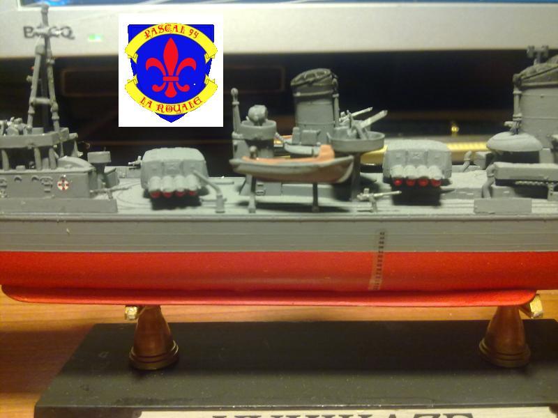 Destroyer Yukikaze par Pascal 72 au 1/350 de Hasagawa 3011