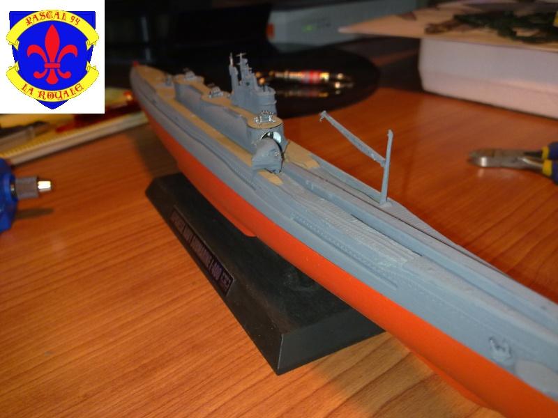 sous marin I-400  de Tamiya par pascal 72 au 1/350 3012