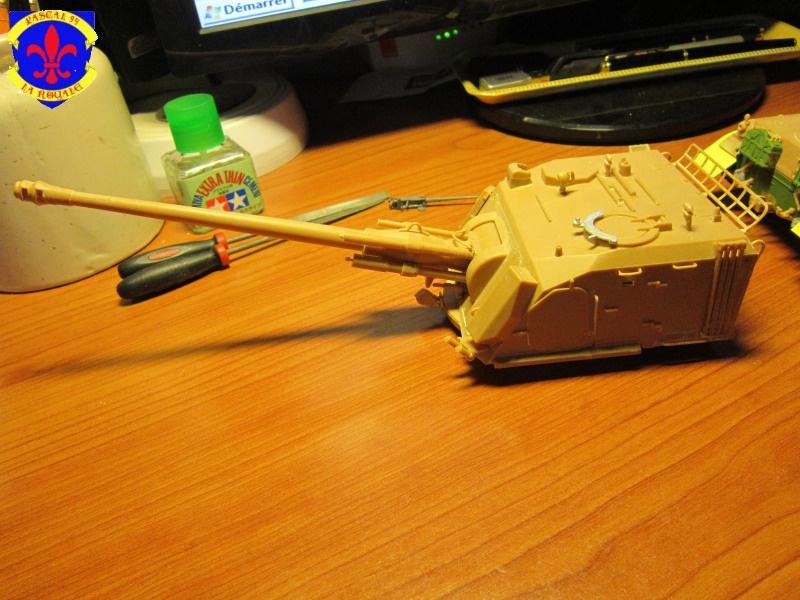 AMX 30 AUF1 au 1/35 d'Heller par Pascal 72 3021