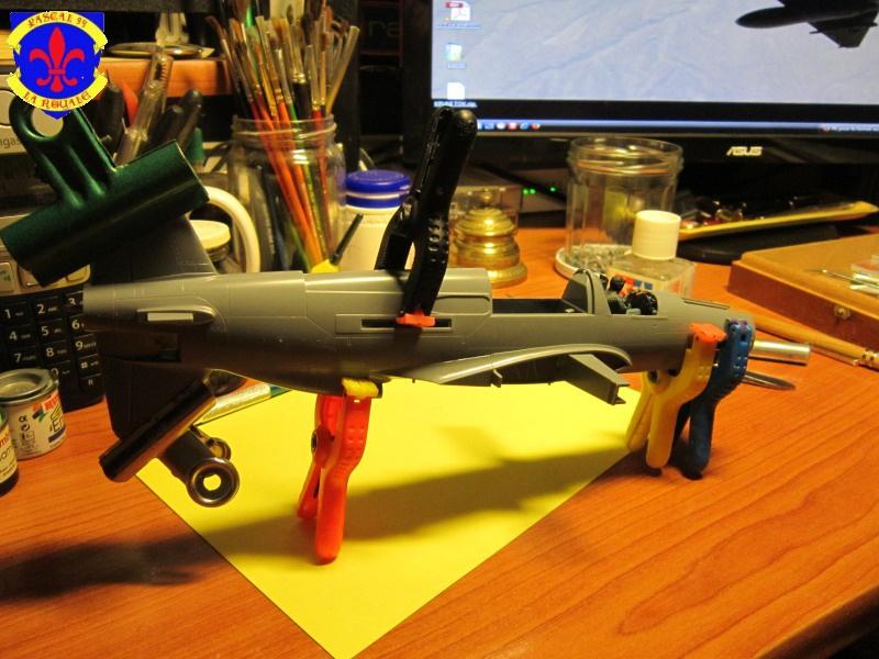 Dornier 335 A PFEIL de Tamiya au 1/48 par Pascal 72 3022