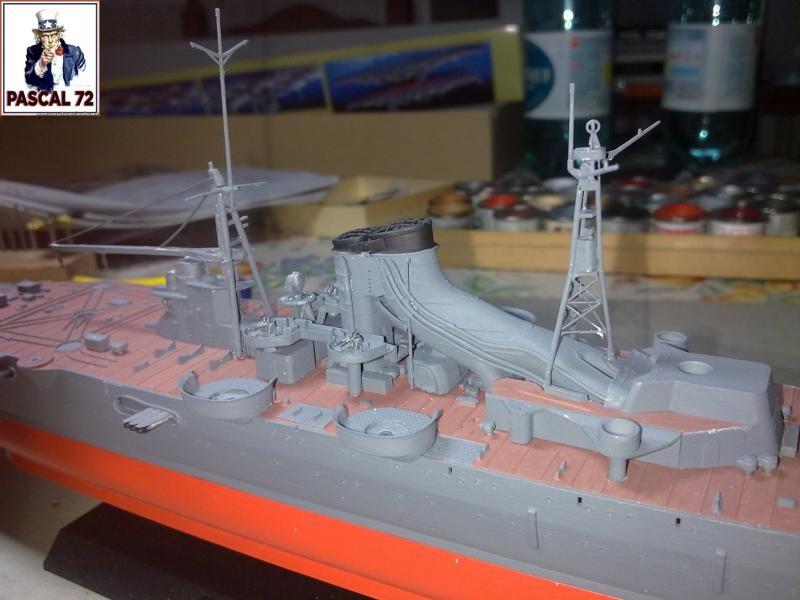 Croiseur lourd MOGAMI au 1/350 de Tamiya par pascal 72 30_110