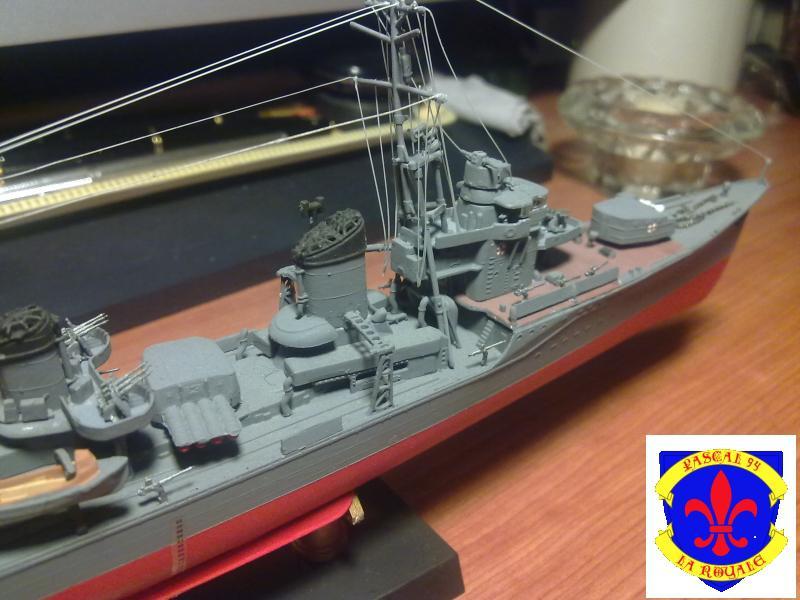 Destroyer Yukikaze par Pascal 72 au 1/350 de Hasagawa 3111