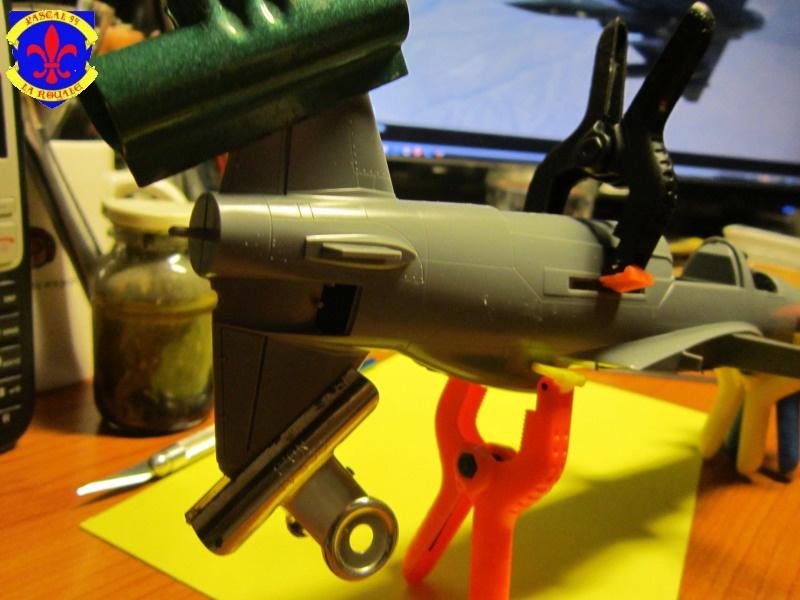 Dornier 335 A PFEIL de Tamiya au 1/48 par Pascal 72 3122