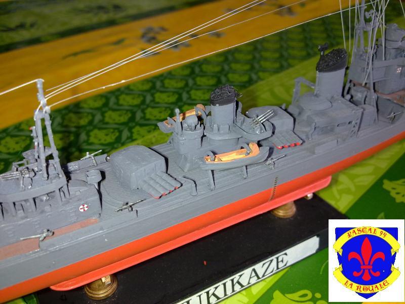 "Yukikaze ""opération Ten-Go 1945""  313"