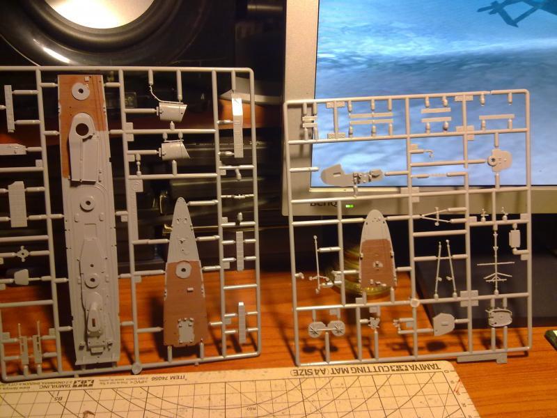 Destroyer Yukikaze par Pascal 72 au 1/350 de Hasagawa 315
