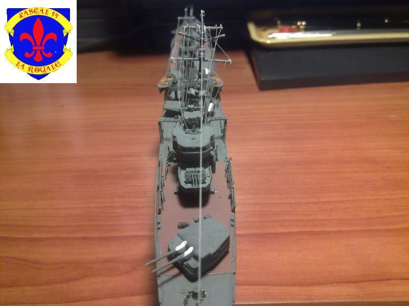 Destroyer Yukikaze par Pascal 72 au 1/350 de Hasagawa 3211