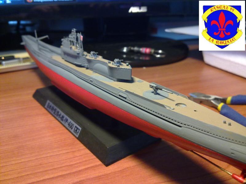 sous marin I-400  de Tamiya par pascal 72 au 1/350 3212
