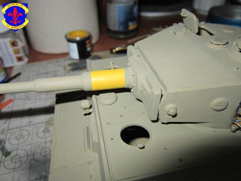SD.KFZ.181 Tigre I de Tamiya au 1/35 par Pascal 72 3216