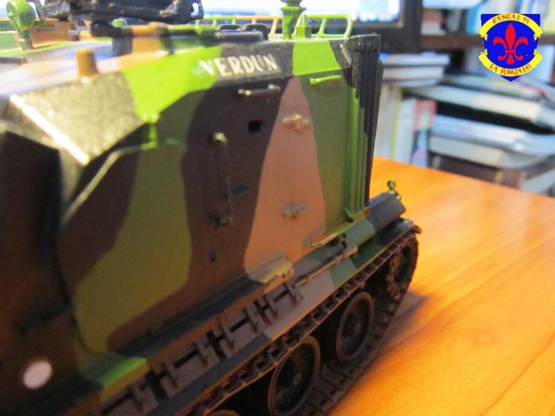 AMX 30 AUF1 au 1/35 d'Heller par Pascal 72 3219