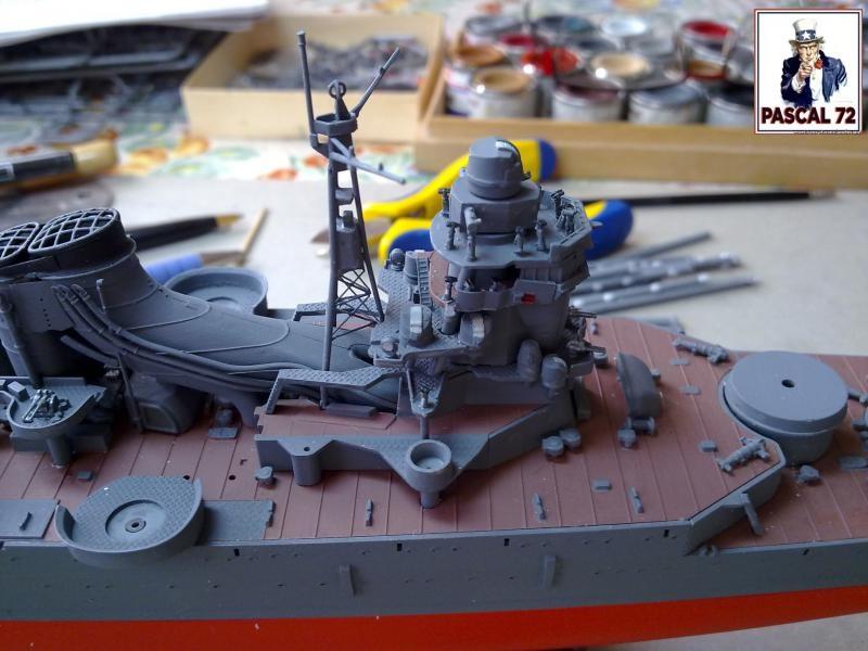 Croiseur lourd MOGAMI au 1/350 de Tamiya par pascal 72 32_110