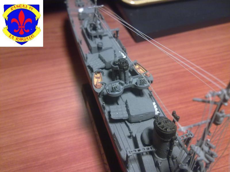 Destroyer Yukikaze par Pascal 72 au 1/350 de Hasagawa 3311