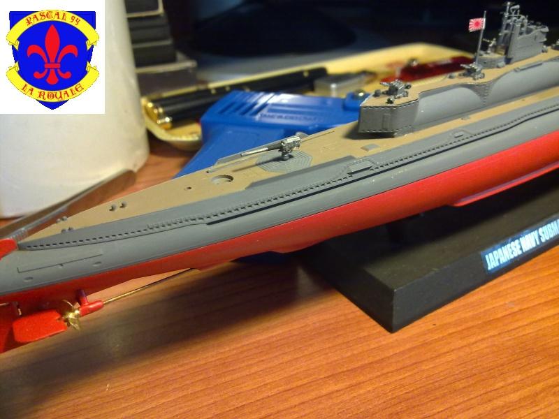 sous marin I-400  de Tamiya par pascal 72 au 1/350 3312