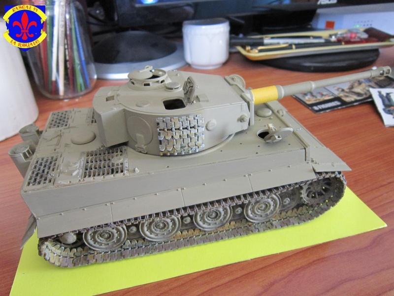 SD.KFZ.181 Tigre I de Tamiya au 1/35 par Pascal 72 3318