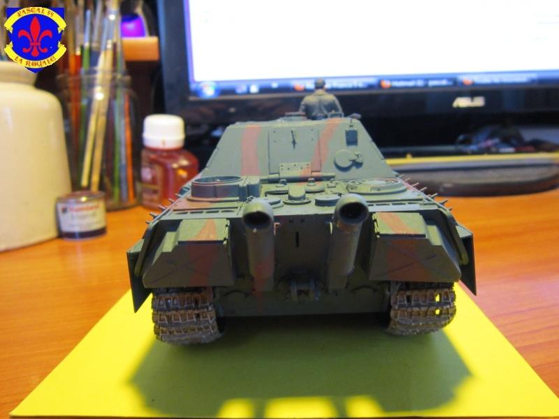 Jagdpanther Sd Kfz 173 par Pascal 72 3320