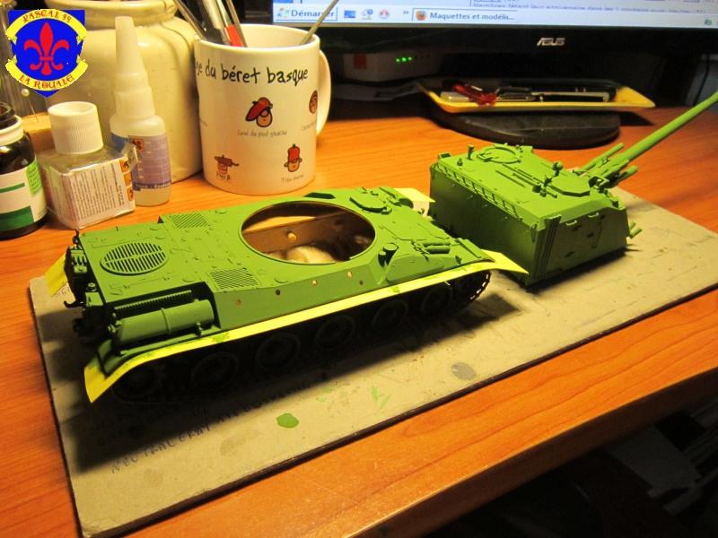 AMX 30 AUF1 au 1/35 d'Heller par Pascal 72 3321