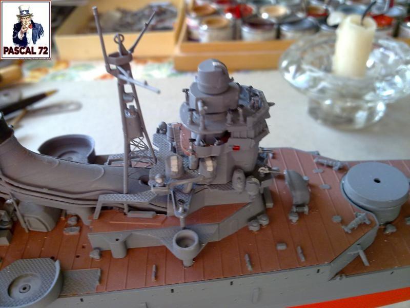 Croiseur lourd MOGAMI au 1/350 de Tamiya par pascal 72 33_110
