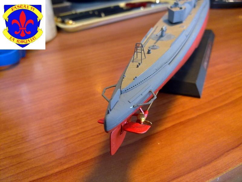 sous marin I-400  de Tamiya par pascal 72 au 1/350 3412