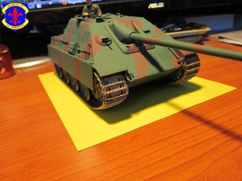 Jagdpanther Sd Kfz 173 par Pascal 72 3420
