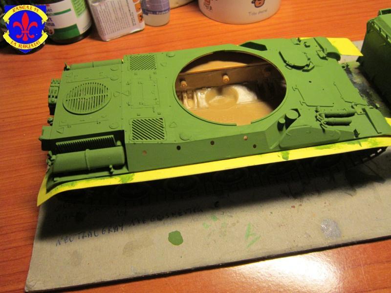 AMX 30 AUF1 au 1/35 d'Heller par Pascal 72 3421