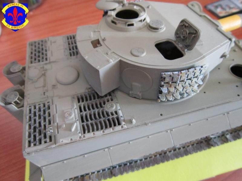 SD.KFZ.181 Tigre I de Tamiya au 1/35 par Pascal 72 3517