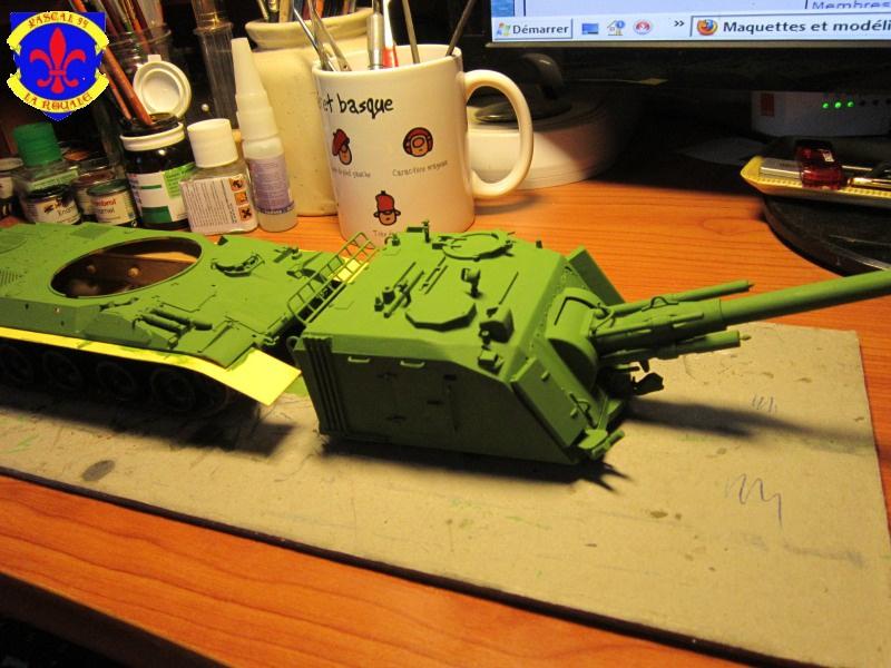 AMX 30 AUF1 au 1/35 d'Heller par Pascal 72 3520