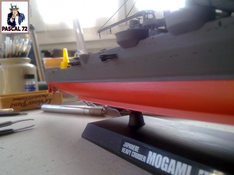 Croiseur lourd MOGAMI au 1/350 de Tamiya par pascal 72 36_110