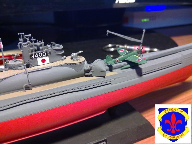 sous marin I-400  de Tamiya par pascal 72 au 1/350 3711