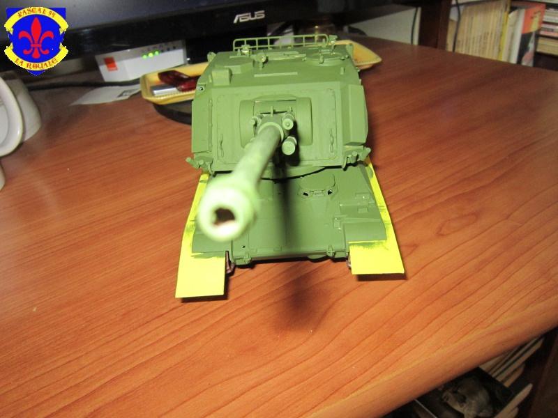 AMX 30 AUF1 au 1/35 d'Heller par Pascal 72 3720