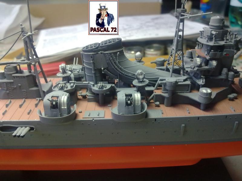 Croiseur lourd MOGAMI au 1/350 de Tamiya par pascal 72 37_110