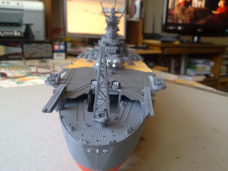 Cuirassé Yamato par Pascal 72 de Tamiya au 1/350 3810