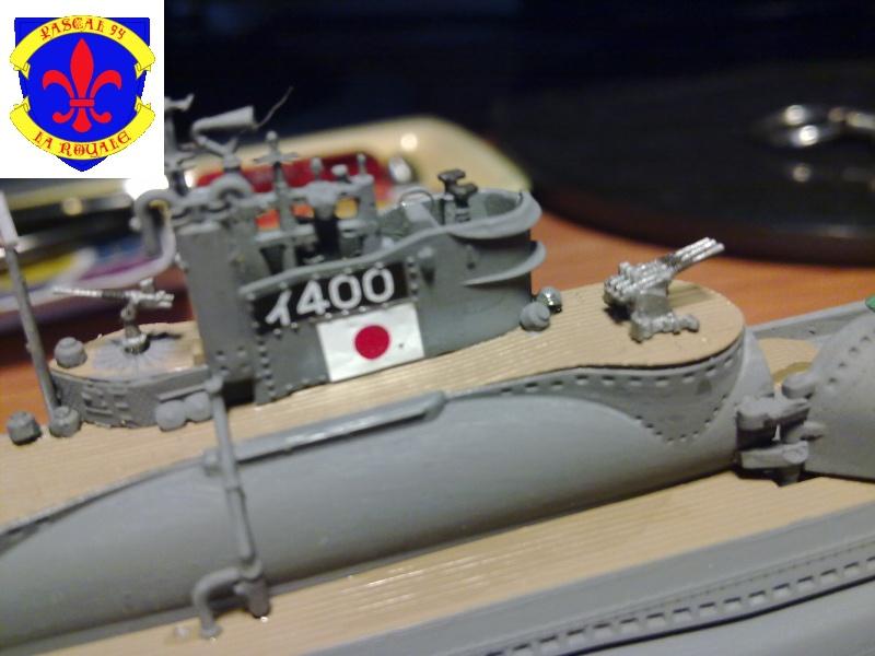 sous marin I-400  de Tamiya par pascal 72 au 1/350 3811