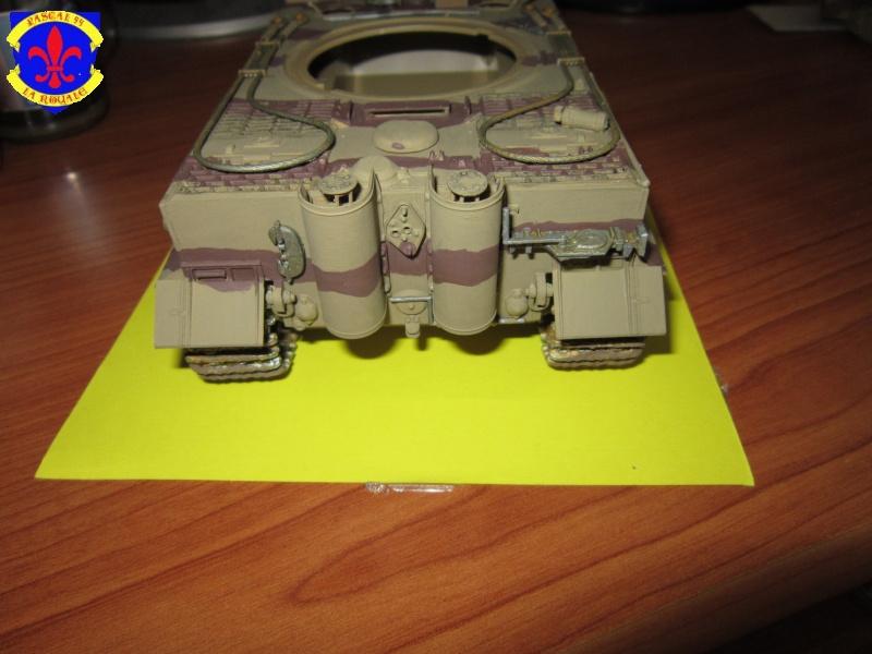SD.KFZ.181 Tigre I de Tamiya au 1/35 par Pascal 72 3817