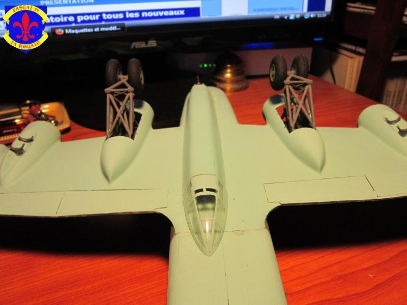 """FW200C-4 """"Condor"""" par Pascal 72 de Trumpeter au 1/48 3914"""
