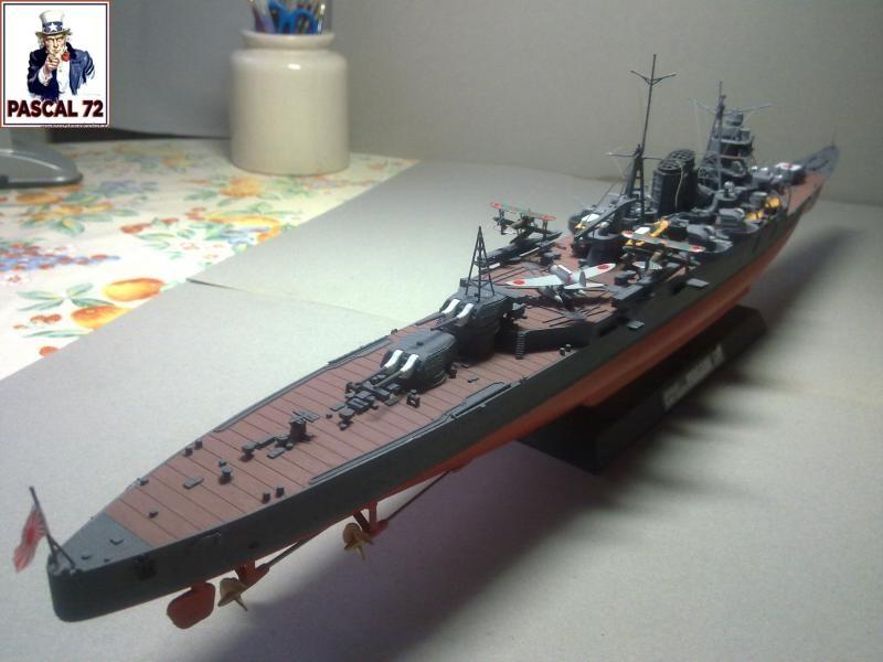 Croiseur lourd Mogami par Pascal 94 de Tamiya au 1/350 3_112