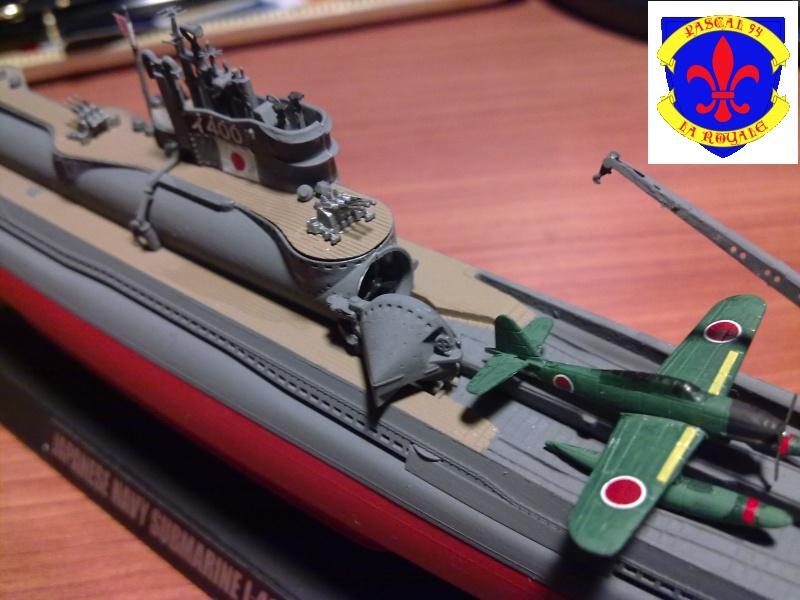sous marin I-400  de Tamiya par pascal 72 au 1/350 4011